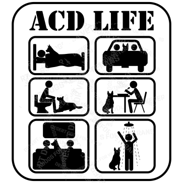 ACD Life Stick Figures Black Watermarked