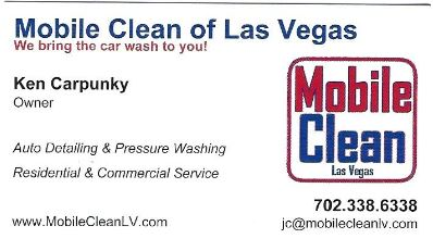 Mobile Clean of Las Vegas
